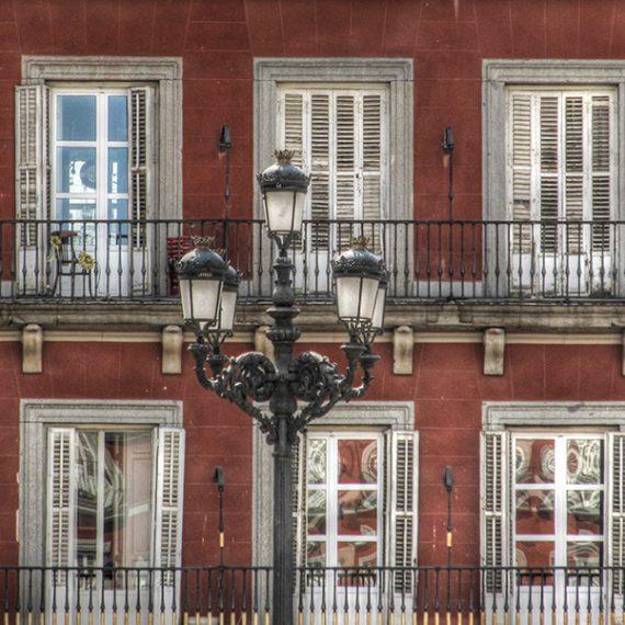 Ventanas de Madrid