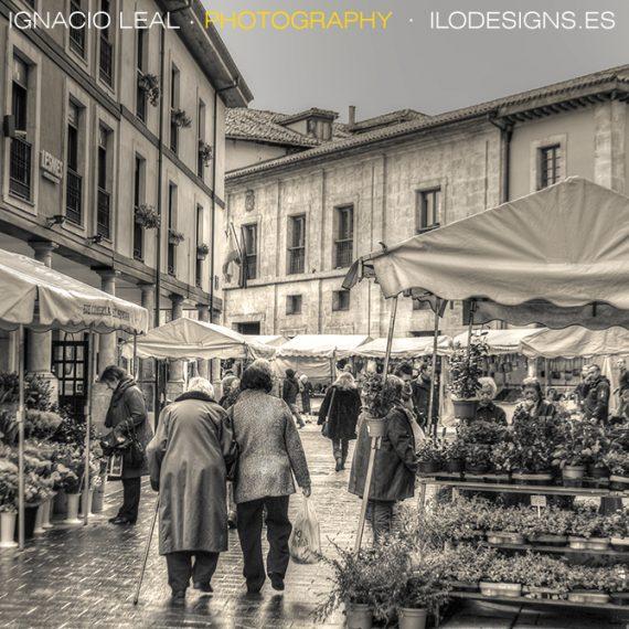 El mercado – the street market