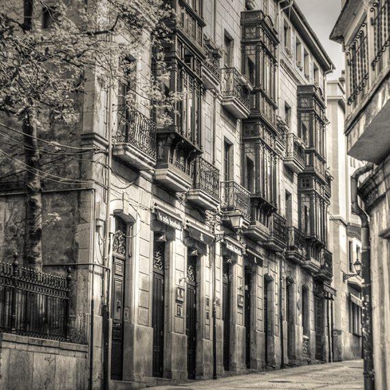 Recuerdos de Oviedo – Oviedo rememberings