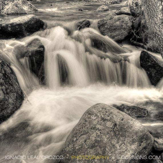 El arroyo – stream