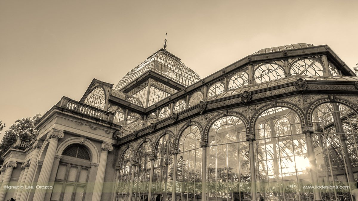 Palacio de Cristal – Crystal Palace